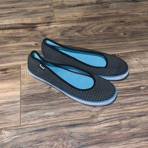 Keds slip On Flats Size 8